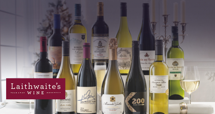 New Card Offer - 10% Off Laithwaites
