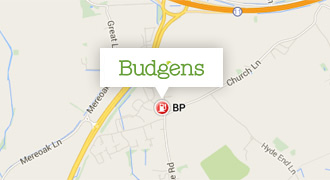 Fraser's Budgens Three Mile Cross
