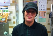 April Employee of the Month: Moira O'Connor (Yarnton)