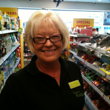 August Employee of the Month: Claire Bowles (Yarnton)