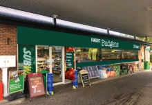 Brize moves to Budgens this month!
