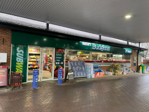 Brize Norton completes the Budgens Jigsaw