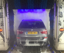 Brize Norton's New Top Wash