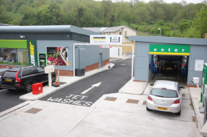 Budgens of Marlborough wins Forecourt Valeting facilities in the UK