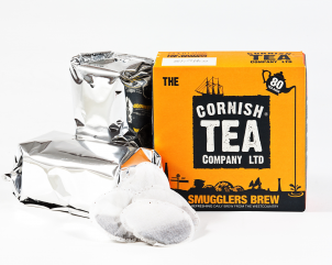 Cornish Tea Sails into Fraser's Budgens!