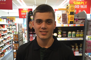 December Employee of the Month: Dale Truby (Yarnton Subway)