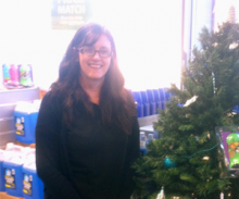 December Employee of the Month: Sandi Blackburn (Marlborough)