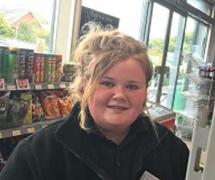 Employee of the Month: Caitlin McGarry (Marlborough)