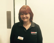 Employee of the Month: Jan Morrison (Lower Early)