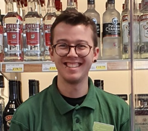 Employee of the Month: Josh Buck (Three Mile Cross)