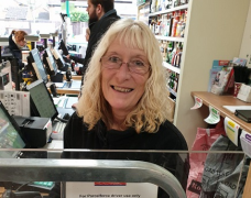 Employee of the Month: Julie Godwin (Yarnton)