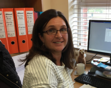 Employee of the Month: Lesley Cooper (Head Office)