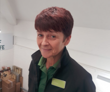 Employee of the Month: Lyn James (Three Mile Cross)