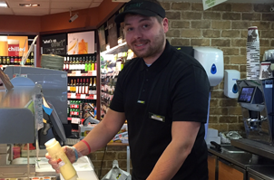 Employee of the Month: Marek Siska (Subway Brize Norton)