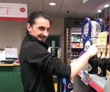 Employee of the Month: Pete Leek (Yarnton)