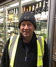 Employee of the Month: Robert Spencer (Three Mile Cross)