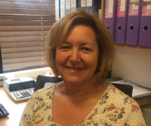 Employee of the Month: Tania Hook (Head Office)