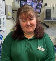 Employee of the Month: Tracy Farley (Brize Norton)