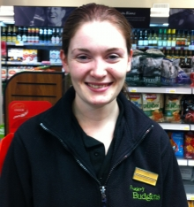 February Employee of the Month: Amy B (from Yarnton)