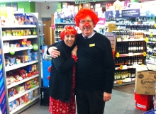Fraser's Budgens – Funny for Money