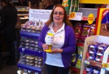 Fraser's Budgens Supports Sports Relief!