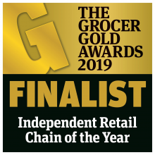 Fraser's Retail - Grocer Gold Independent Chain of the year Finalists