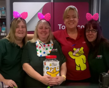 Frasers Retail gets behind Children in Need
