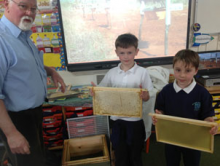 Honey's the word in Yarnton