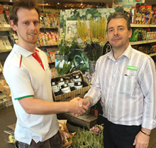 July 2015 Platinum Club Prize Draw Winner