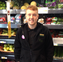 July Employee of the Month: Bradley Wilson (Marlborough)