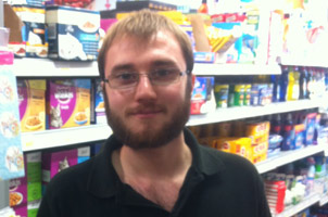 August Employee of the Month: Chris Rickell (Yarnton)