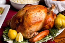 Last chance to order your Christmas Turkeys!