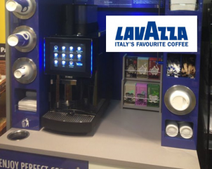 Lavazza comes to Yarnton!