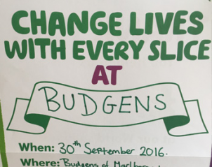 MacMillan Coffee Morning 30th September