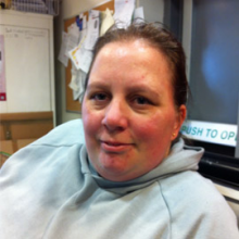 March Employee of the Month: Joan Poulton (Yarnton)