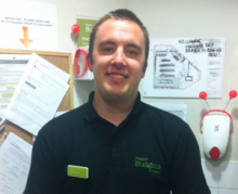 May Employee of the Month: Chris Dale (Yarnton)