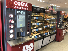New Coffee Machines at Yarnton