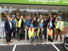 New Marlborough Budgens Store Opens