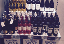 New Multi-buy Oxford Wine offer at Marlborough