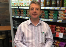 New Store Manager at Yarnton!