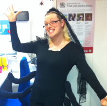 November Employee of the Month: Laura Stevens (Yarnton)