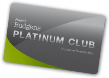 Platinum Cards arriving in the post
