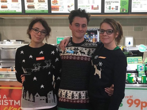 Save the Children Christmas Jumper Day!