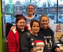 Save The Children Christmas Jumpers Day