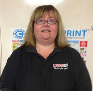 September Employee of the Month: Caroline McGarry (Marlborough)