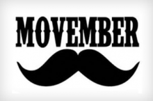 Support your Local Moustache in Movember