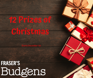 The 12 Prizes of Christmas