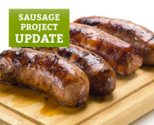 The Sausage Project rolls on