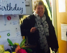 Trish celebrates 70 years young!