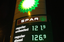 Why is the price of fuel dropping so much?